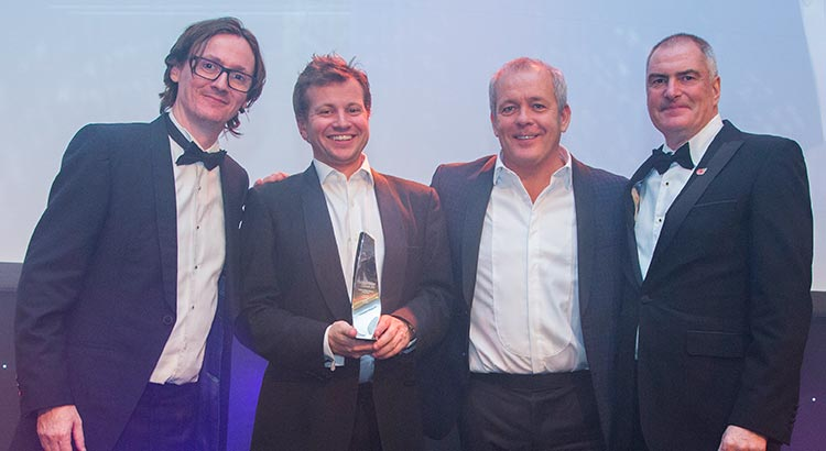 Portico The Negotiator Awards Large Lettings Agency of the Year Award image