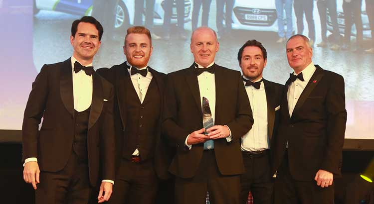 cps property Northern Ireland Agency of the year Award image