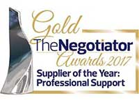 The Negotiator Awards 2017 My Home Move Supplier of the Year Award Professional Services Award image