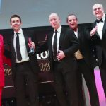 Charters Estate Agents Winner Best Website of the year National Estate Agent Awards UK image