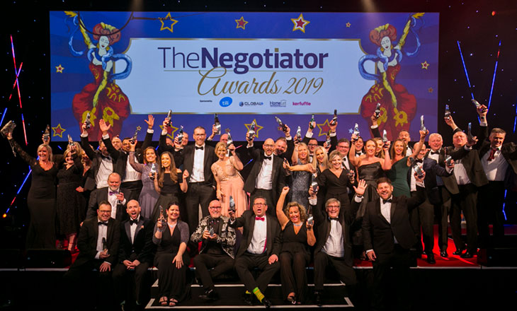 The Winners The Negotiator Awards Estate Agent Awards