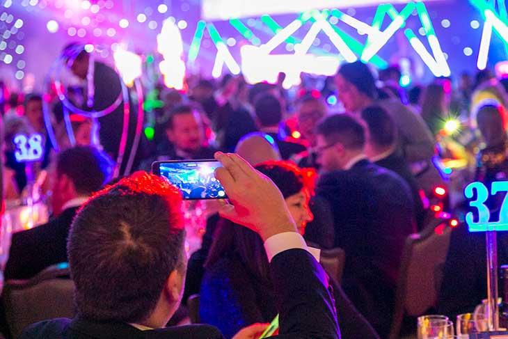 The Negotiator Awards Gala Dinner Smartphone image