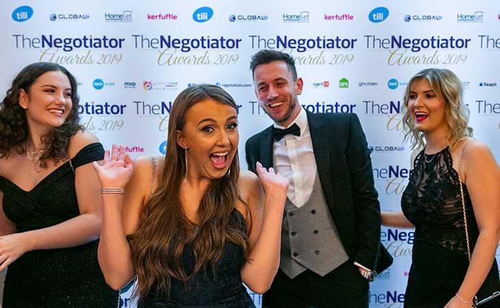 The Negotiator Awards Media Board Greatest Show On Earth image