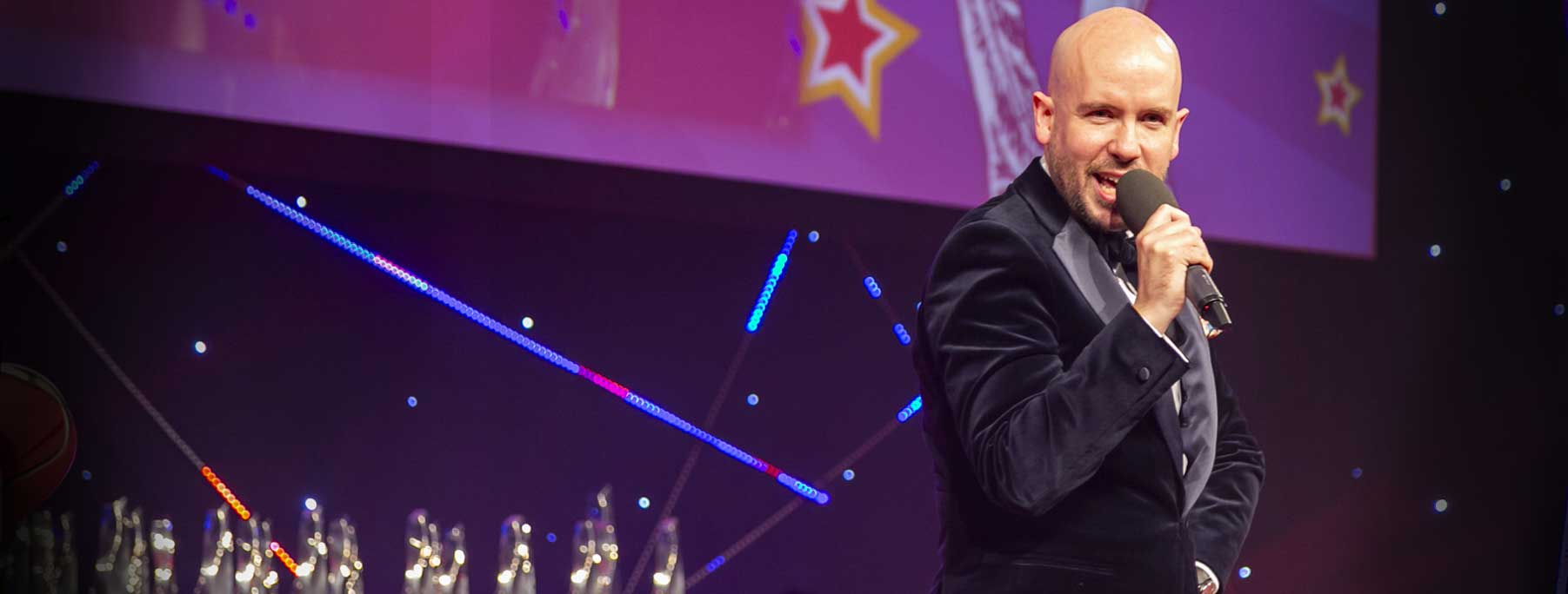 The Negotiator Awards National Estate and Letting Agent Awards Tom Allen image