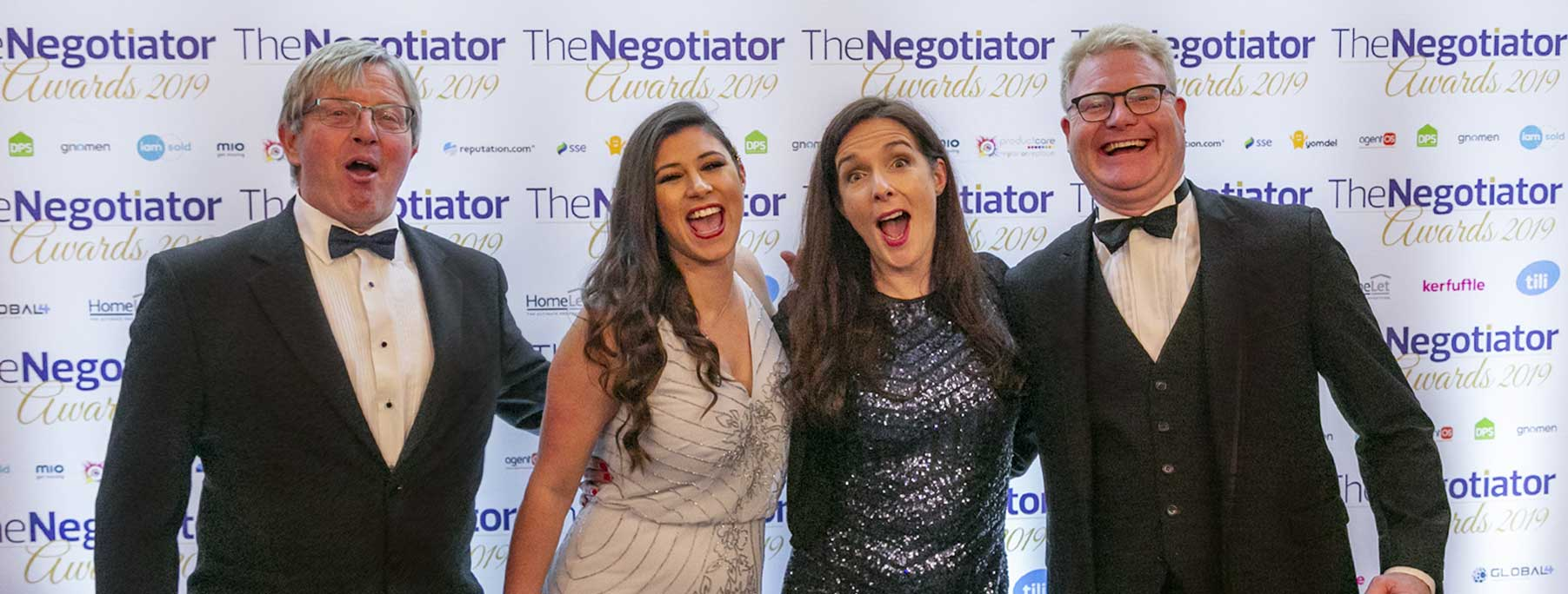 The Negotiator Awards National Estate and Letting Agent Awards Media Board