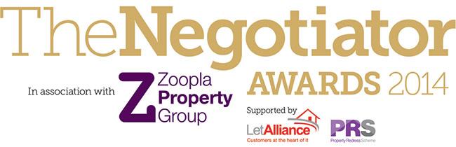 The Negotiator Awards 2014 sponsors image