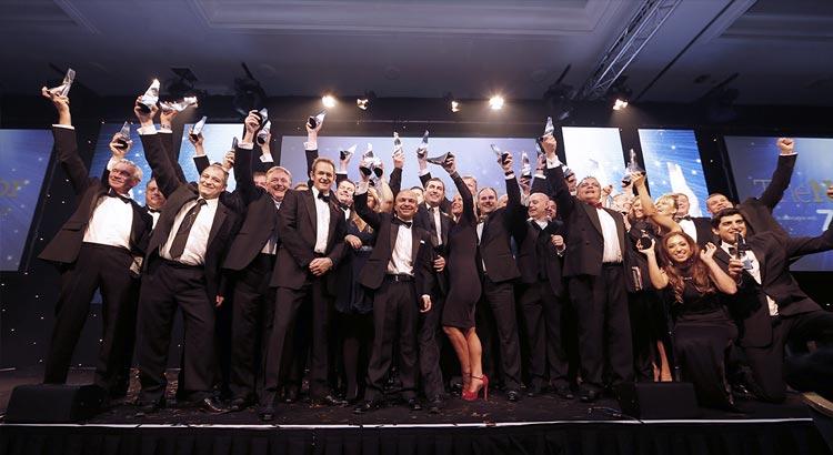 The Negotiator Awards winners 2014 image