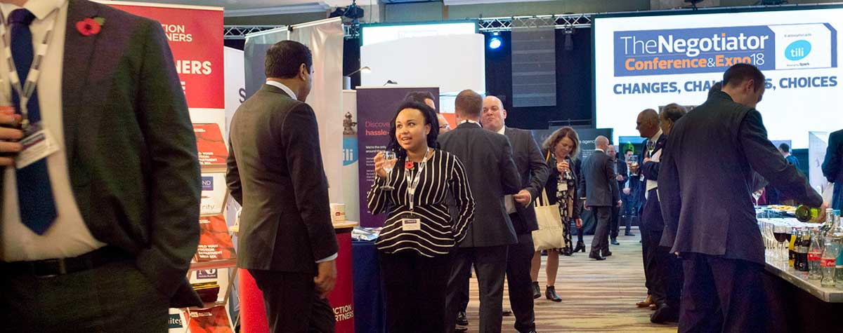 The Negotiator Conference and Expo Frequently Asked Questions image