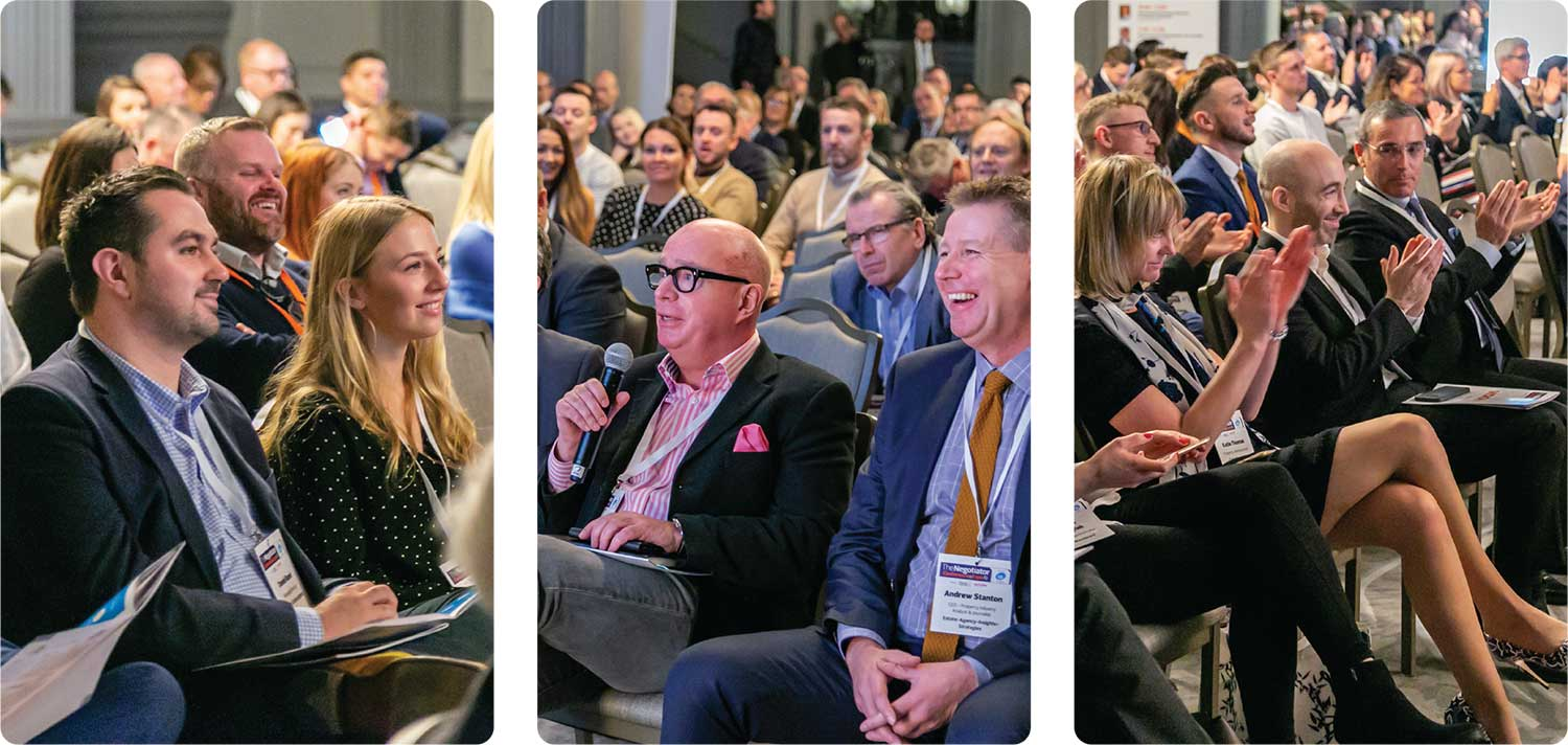 The Negotiator Conference for Estate Agents Letting Agents audience shot image