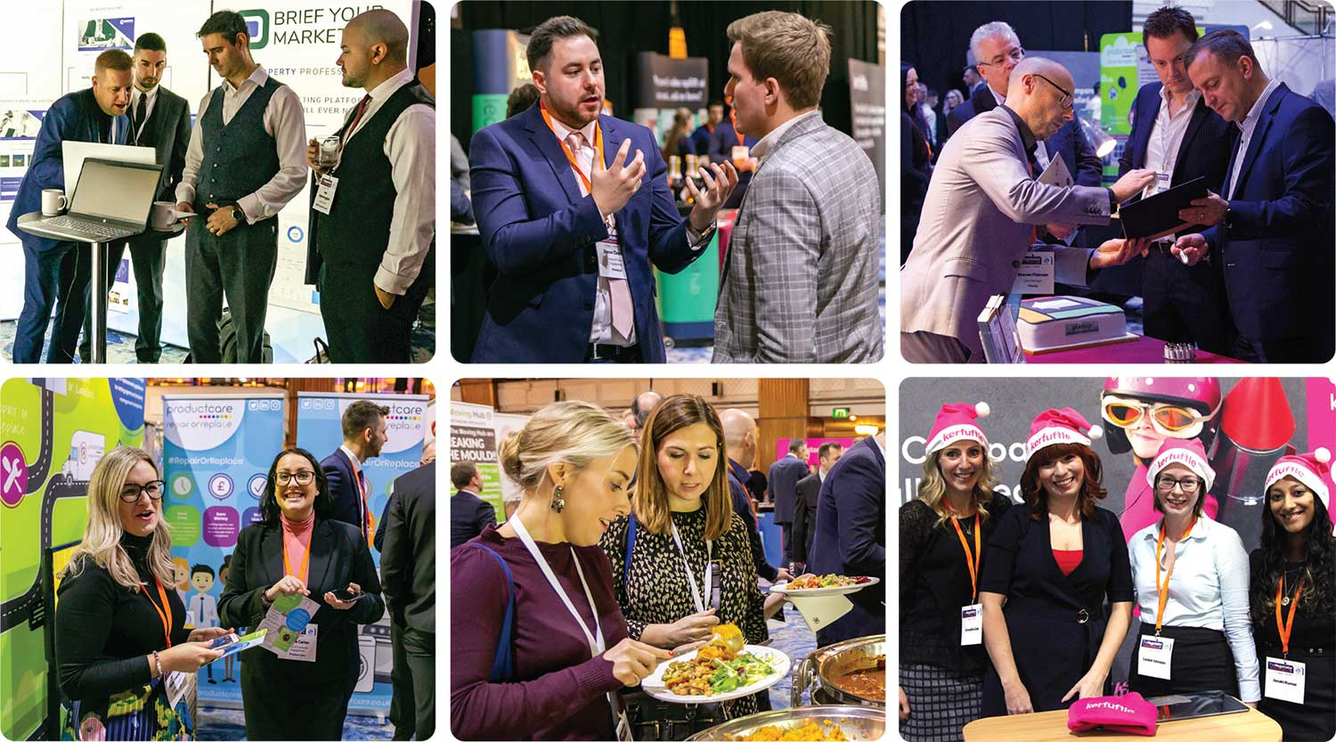 The Negotiator Conference for Estate Agents Letting Agents Exhibitors image