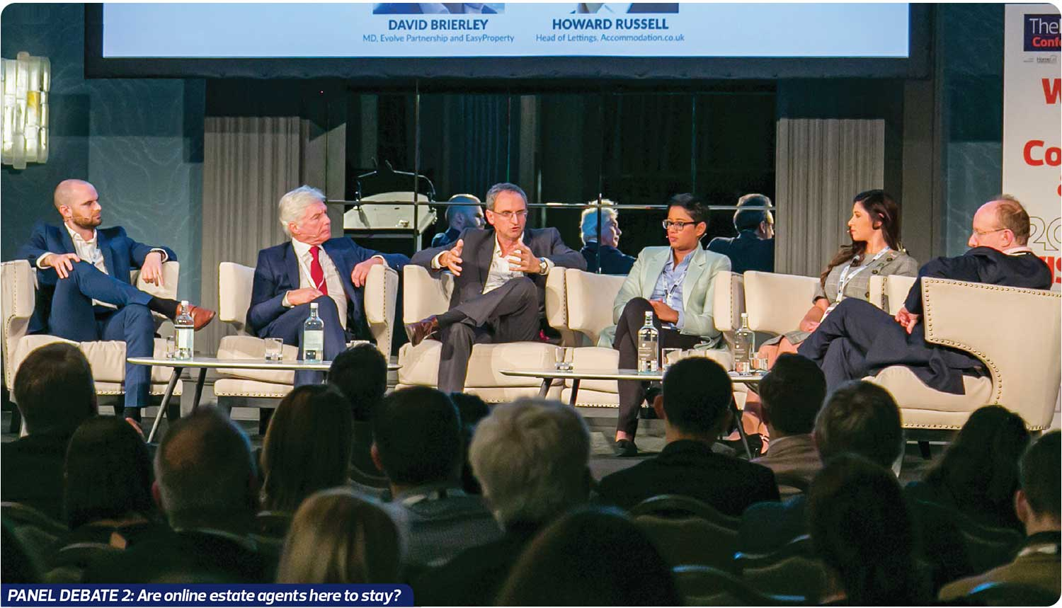 The Negotiator Conference for Estate Agents Letting Agents panel debate image